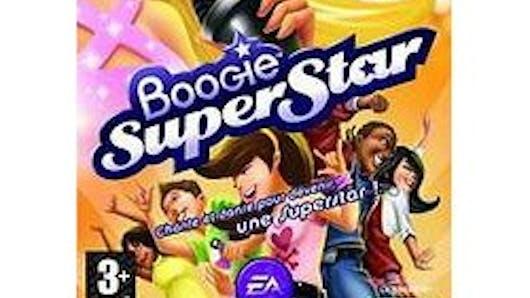Boogie Star sur Wii