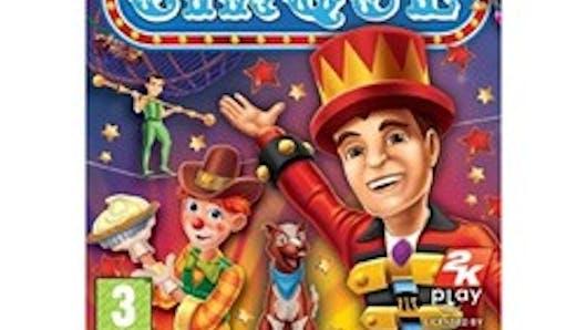 C'est mon cirque sur Wii