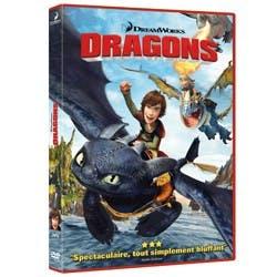 Dragons en DVD