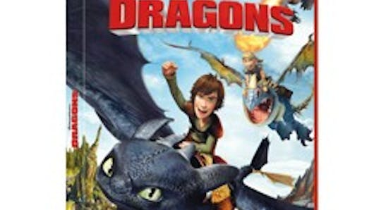 Dragons en DVD