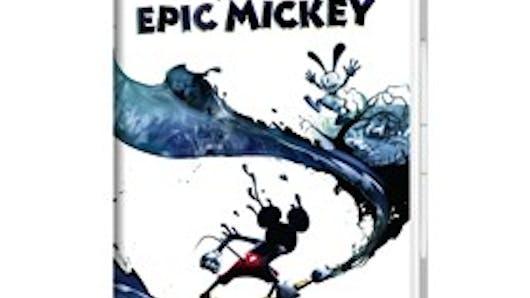 Epic Mickey sur Wii
