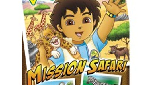 Go Diego Mission Safari sur Wii™