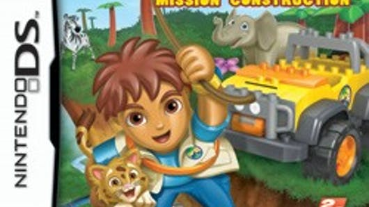 Go Diego Mission construction sur DS
