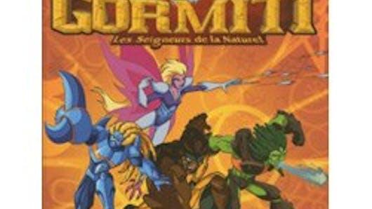 Gormiti Les seigneurs de la nature