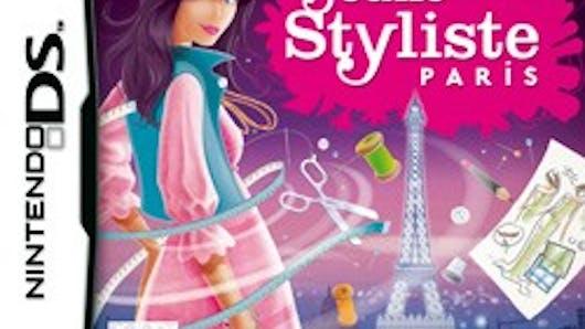 Jeune styliste Paris