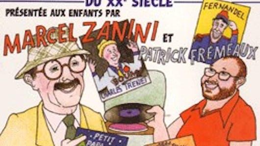 La chanson française du XX ème siècle