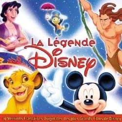 La légende de Disney