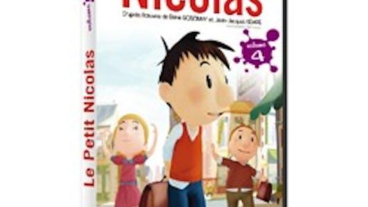 Le Petit Nicolas volume 4