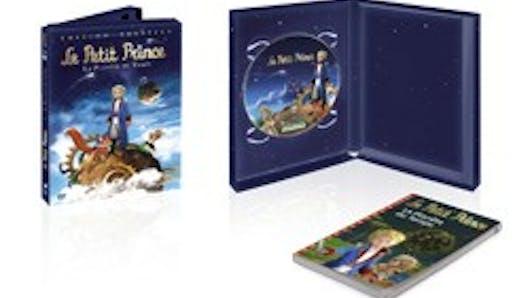 Le Petit Prince la Planète du Temps