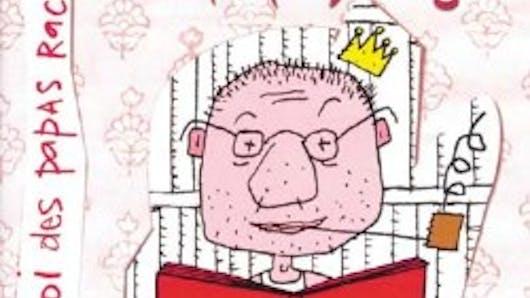 Le roi des papas raconte Cochon Neige