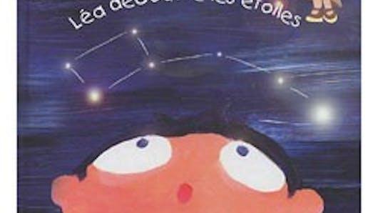 Léa découvre les étoiles