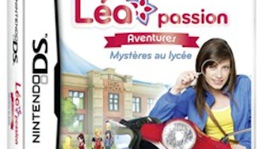 Léa passion Aventures Mystères au lycée sur DS
