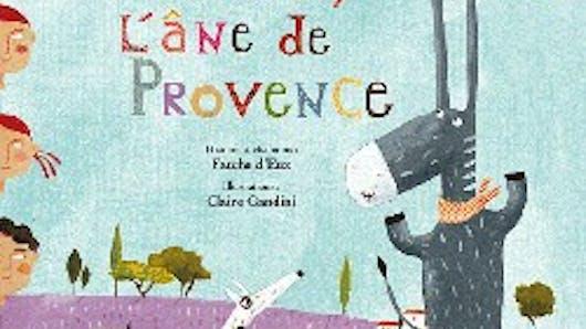 Léon l'âne de Provence livre CD