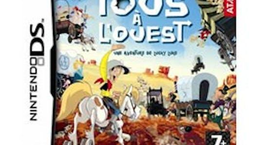 Lucky Luke Tous à l'Ouest sur DS