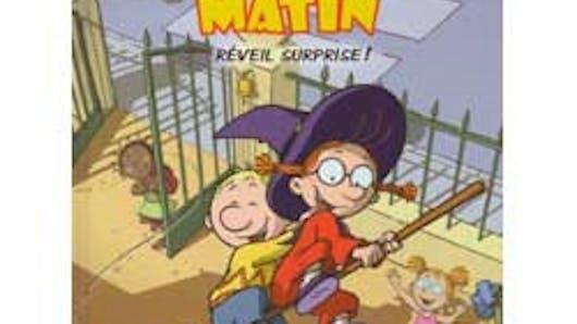 Martin Matin réveil surprise