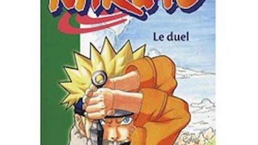 Naruto le duel tome 12