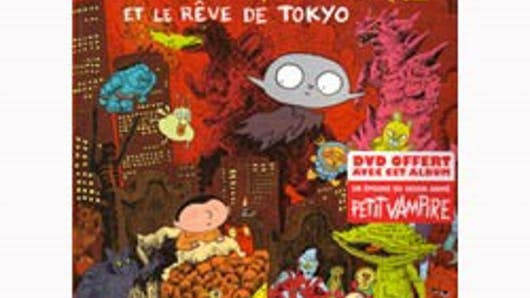 Petit Vampire et le rêve de Tokyo
