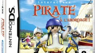 Playmobil Pirate à l'abordage sur DS