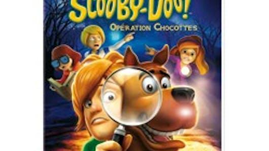 Scoobidoo Opération Chocottes sur Wii