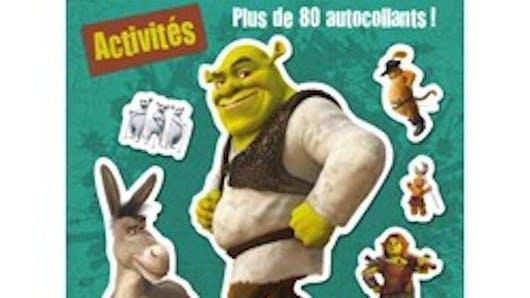 Shrek 4 il était une fin activités