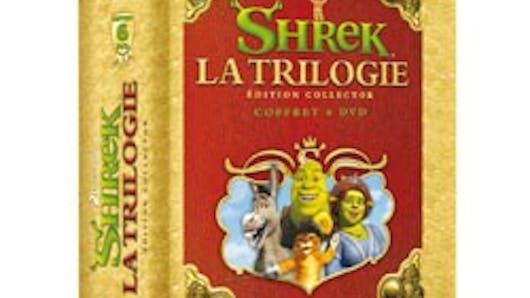 Shrek Le Troisième Coffret édition Collector