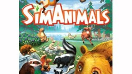 SimAnimals sur Wii