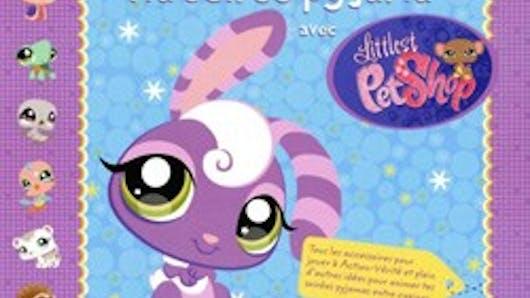 Soirée pyjama avec Littlest Petshop