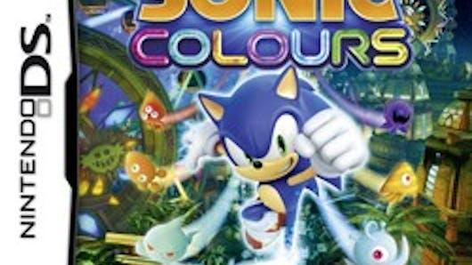 Sonic Colours sur DS
