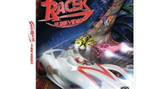 Speed Racer sur Wii