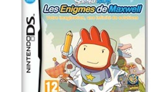 Super Scribblenauts Les Enigmes de Maxwell DS