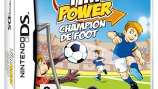 Tim Power champion de foot sur DS