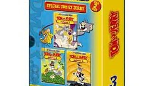 Tom et Jerry ( le coffret inédit)