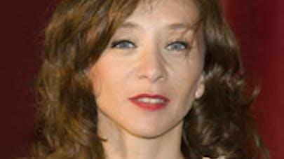 Carnet rose pour Sylvie Testud