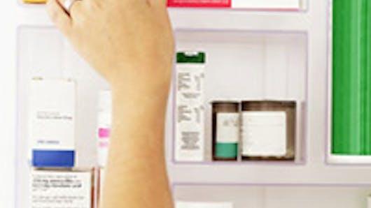 Mon armoire à pharmacie