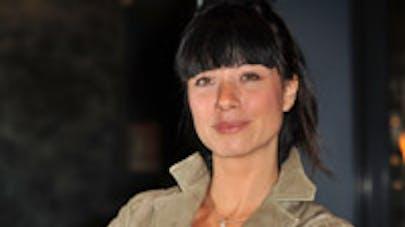 Anne-Gaëlle Riccio, maman