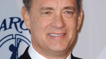 Tom Hanks, papi