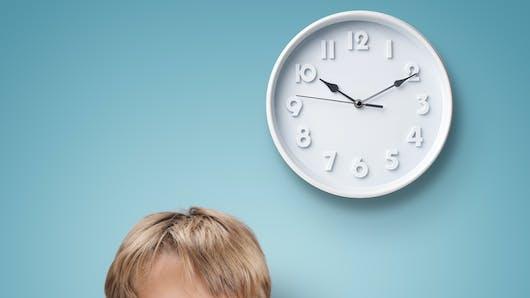L'apprentissage de l'heure