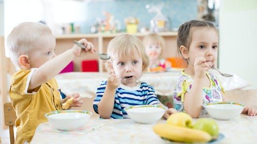 La maternelle à 2 ans