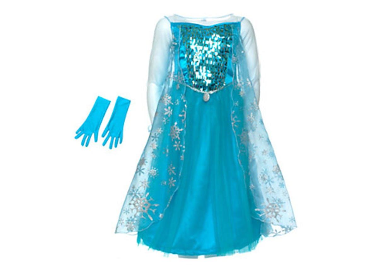Déguisement Elsa, La Reine des neiges
