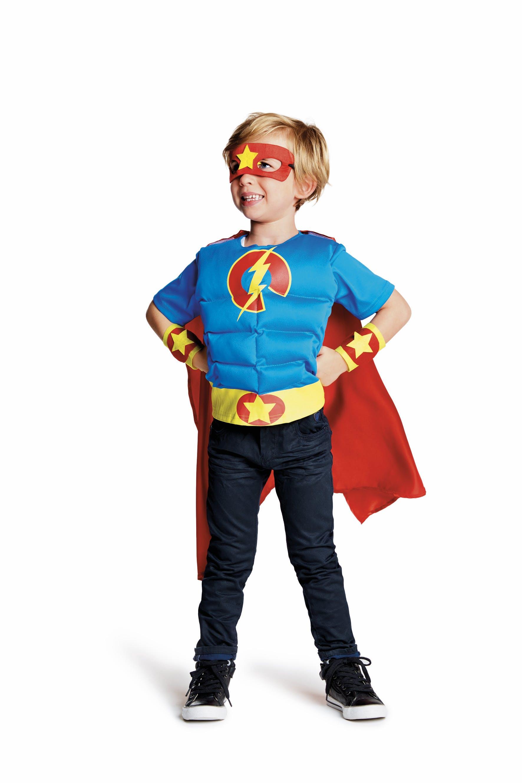 Déguisement Super Boy Heroes