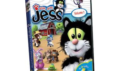 Joue avec Jess, en DVD