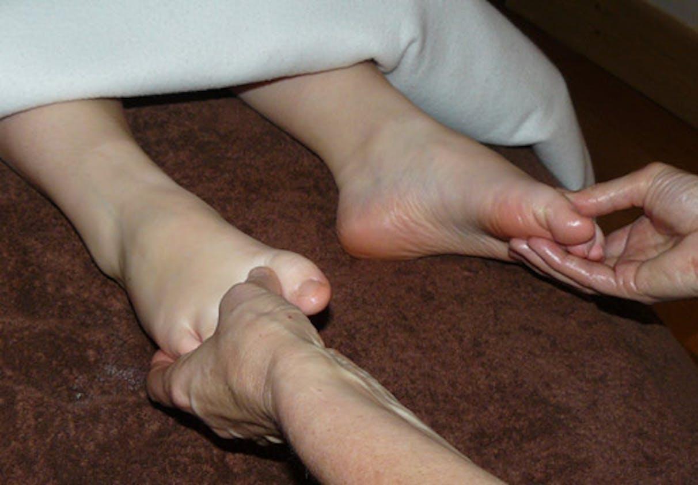 Jusqu'au bout des orteils