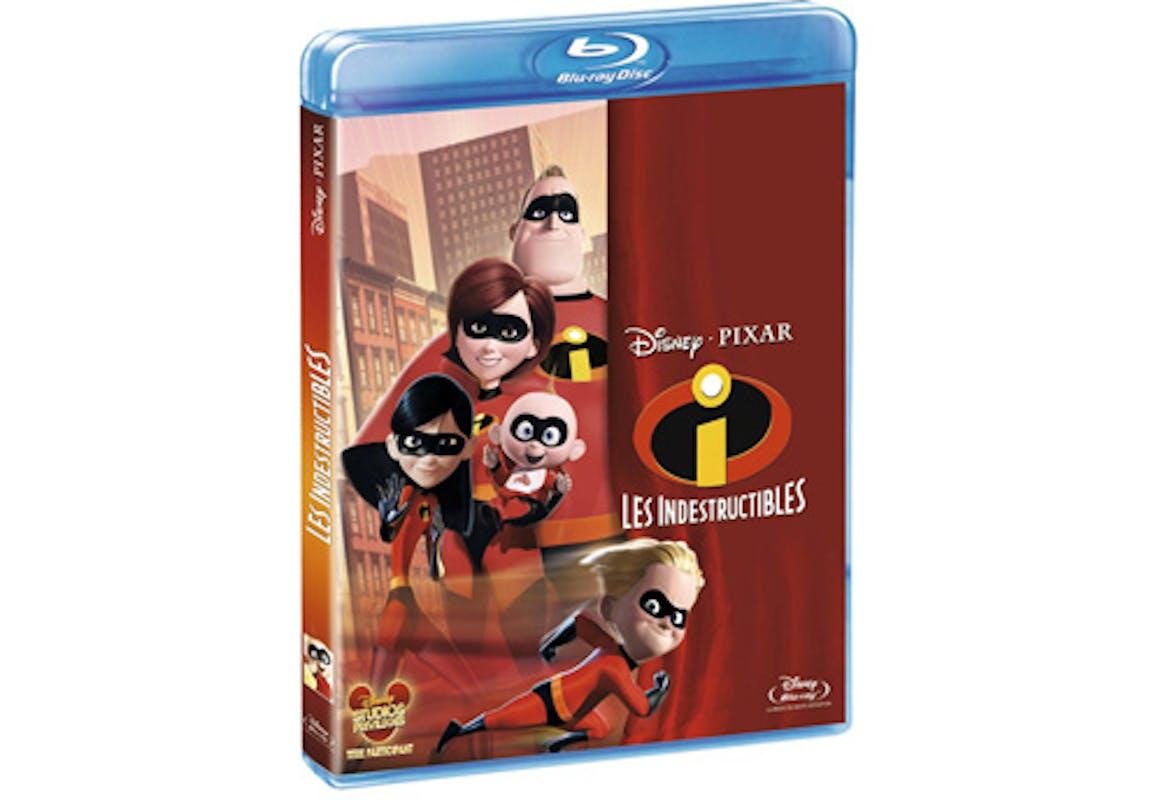 Les Indestructibles en Blu Ray