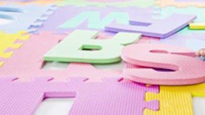 Tapis-puzzle : non à la vente