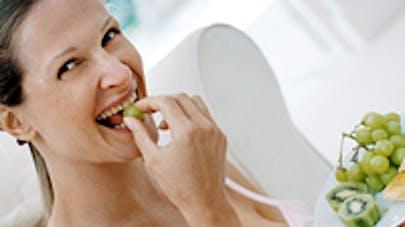 Grossesse : halte au régime