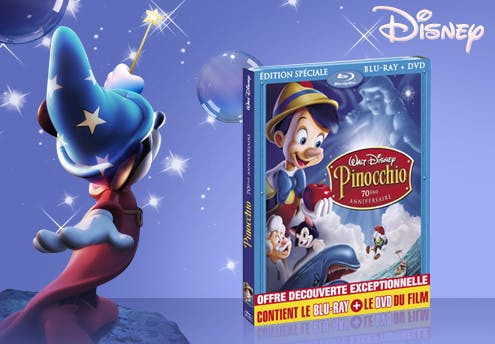 Le top des films Disney