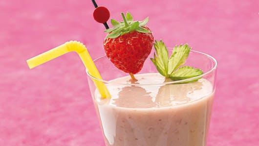 Recettes de smoothies et milk-shakes