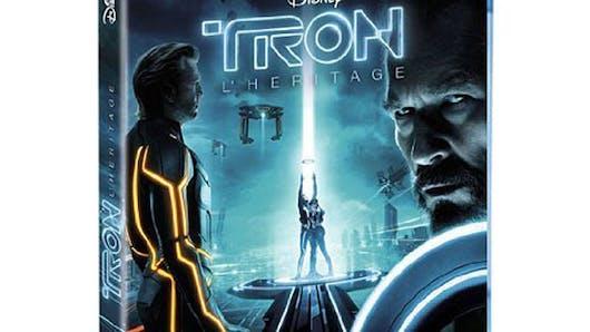 Tron l'héritage, en Blu Ray