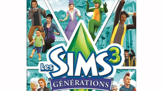 SIMS 3 Générations