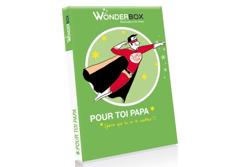 Wonder papa